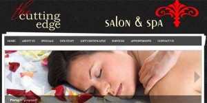 The Cutting Edge Salon and Spa - Waco TX